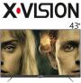 تلویزیون ایکس ویژن سایز 43 اینچ مدل 745