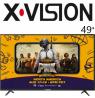 تلویزیون ایکس ویژن 49 اینچ مدل 540