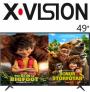 تلویزیون ایکس ویژن سایز 49 اینچ مدل 580