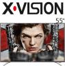 تلویزیون ایکس ویژن 55 فورکی مدل 635