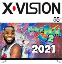 تلویزیون ایکس ویژن سایز 55 اینچ مدل 575