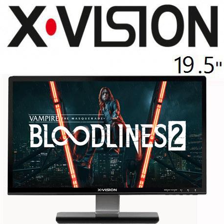 مانیتور ایکس ویژن مدل XL2020AI سایز 19.5