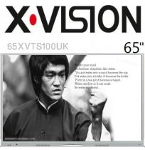 نمایشگر لمسی ایکس ویژن مدل 65XVTS100UK