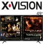تلویزیون ایکس ویژن 49 اینچ مدل 49XK570