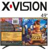 تلویزیون ایکس ویژن 49 اینچ مدل 49XT530