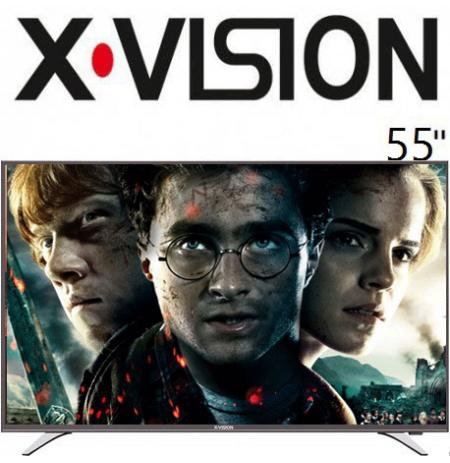 تلویزیون ایکس ویژن 55 اینچ مدل 55XT515