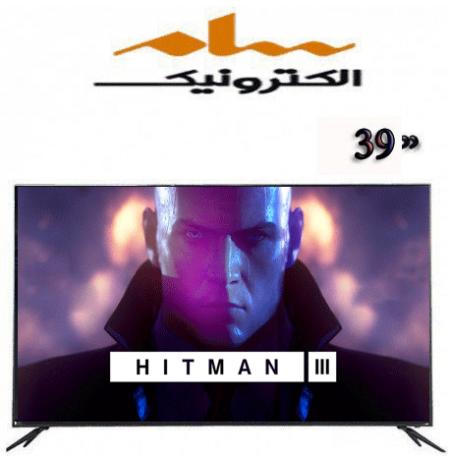 تلویزیون سام الکترونیک سایز 39 اینچ مدل 4100