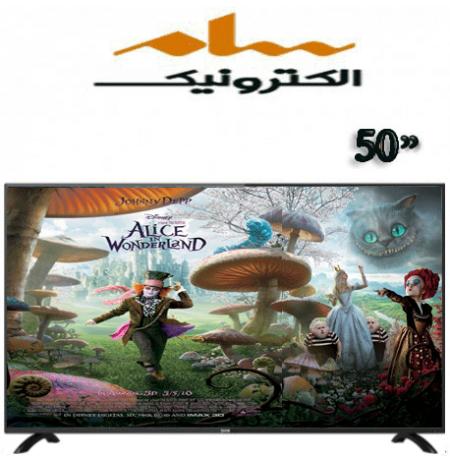 تلویزیون سام سایز 50 اینچ مدل 50T5000