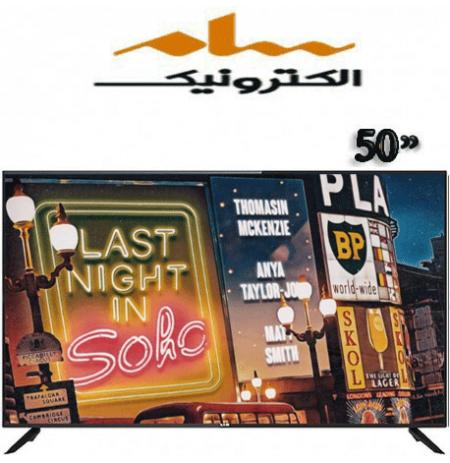 تلویزیون سام سایز 50 اینچ مدل 6500