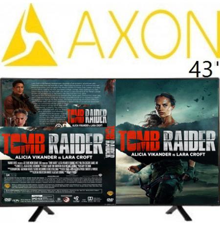 تلویزیون هوشمند آکسون 43 اینچ مدل 4313