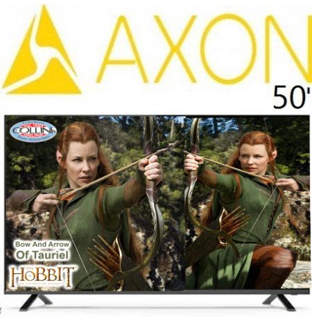 تلویزیون آکسون فورکی اسمارت 50 اینچ 5010