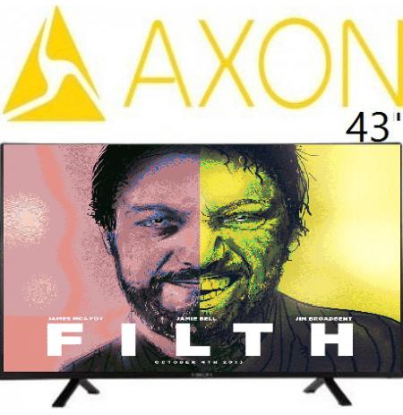 تلویزیون آکسون هوشمند 43 اینچ مدل 4312