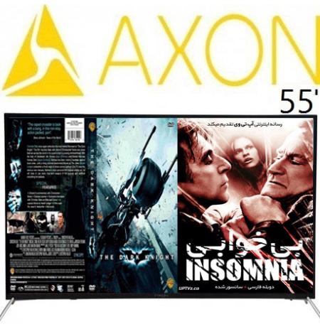 تلویزیون آکسون 55 اینچ مدل 5510 اسمارت