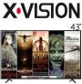 تلویزیون ایکس ویژن 43 اینچ مدل 43xt565