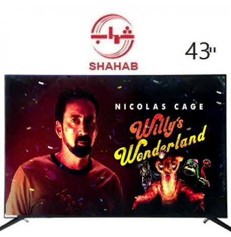 تلویزیون شهاب ۴۳ اسمارت مدل 43SH92S1
