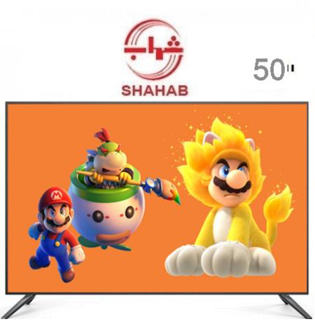 تلویزیون شهاب 50 اینچ مدلSH102U1 هوشمند