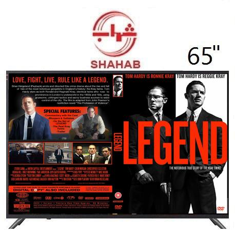 تلویزیون شهاب 65 اینچ مدل 401 اسمارت