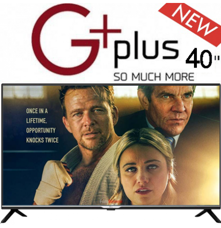 تلویزیون جی پلاس 40 اینچ مدل 40LH412N معمولی