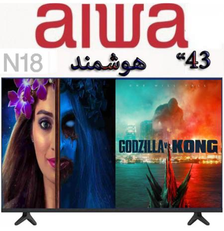 تلویزیون آیوا 43 اینچ n18 اسمارت