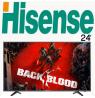 تلویزیون هایسنس 24 اینچ مدل 24N50