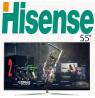 تلویزیون هایسنس 55 n8700 اسمارت
