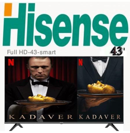 تلویزیون هایسنس سایز 43 اینچ مدل 43H5500G