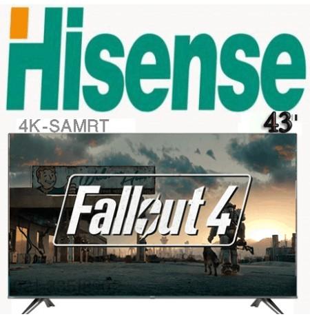 تلویزیون هایسنس 43 مدل 43H6570G