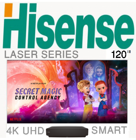 تلویزیون هایسنس سایز 120 اینچ مدل 120L5FBDL
