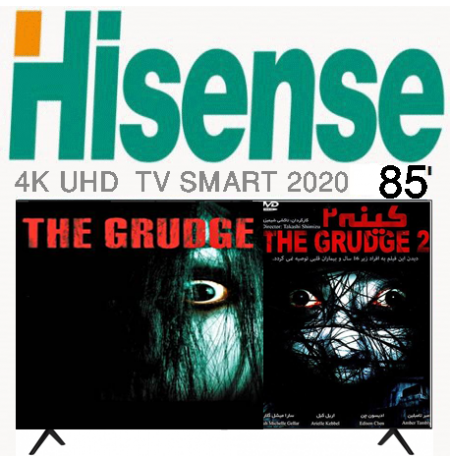 تلویزیون هایسنس 4k سایز 85 اینچ مدل 85H6570G