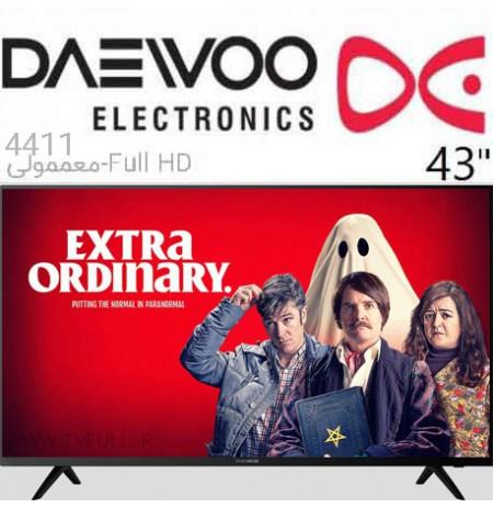 تلویزیون دوو فول اچ دی سایز 43 اینچ مدل 4411
