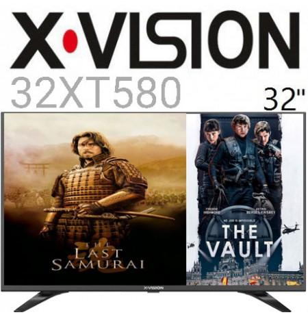 تلویزیون ایکس ویژن 32 اینچ مدل 32XT580