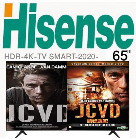 تلویزیون هایسنس 65 اینچ مدل 65A60GMV