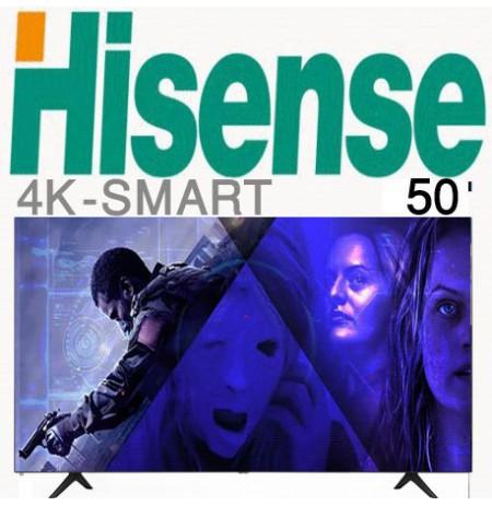 تلویزیون hisense سایز 50 اینچ مدل 50R6E3