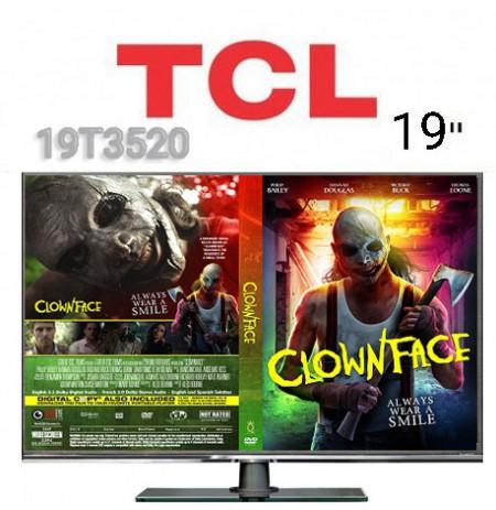 تلویزیون تی سی ال 19 اینچ گارانتی مادیران