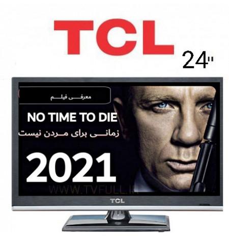 تلویزیون تی سی ال 24 اینچ مدل 3540 معمولی