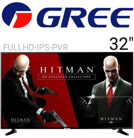 تلویزیون گری سایز 32 اینچ مدل 3220 ساده