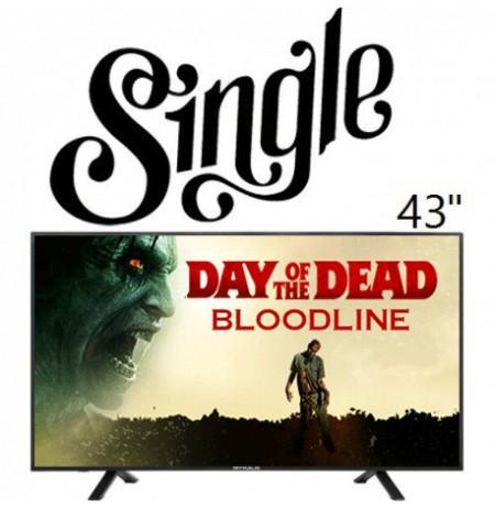 تلویزیون سینگل 43 مدل 4350 فول اچ دی ساده