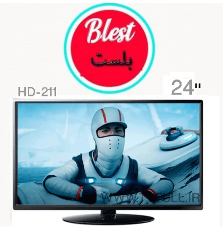 تلویزیون بلست سایز 24 اینچ مدل 211B
