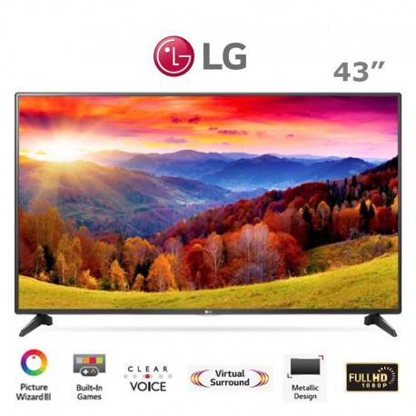 تلویزیون ال جی 43 اینچ  مدل LH54100GI