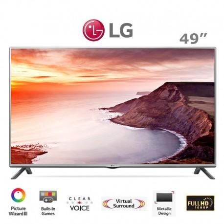 تلویزیون ال جی 49 اینچ مدل LH55500GI