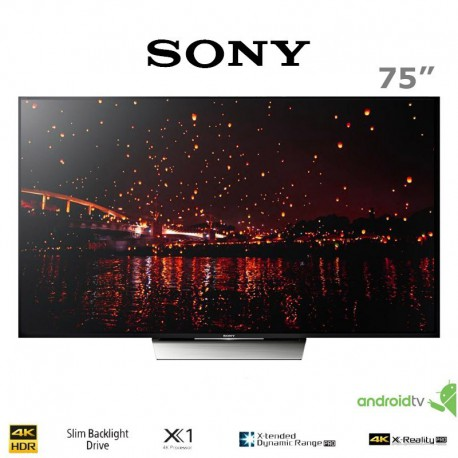 تلویزیون سونی 75 اینچ مدل X8500D