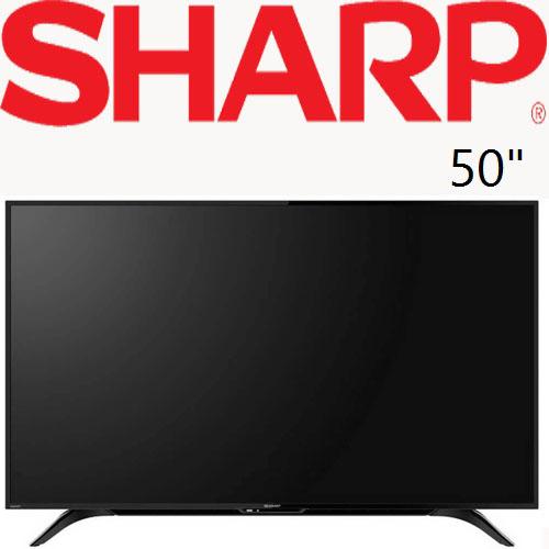 تلویزیون شارپ سایز 50 اینچ مدل AD1X