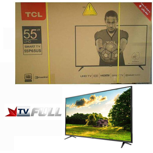 فروش اینترنتی انواع تلویزیون