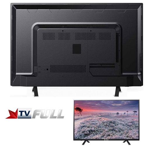 تلویزیون اسنوا 43 اینچ مدل SLD-43S37BLDT2