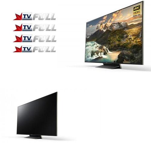 تلویزیون سونی سایز 65 اینچ مدل Z9D
