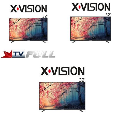 خرید تلویزیون ایکس ویژن 32 اینچ مدل 32XT520