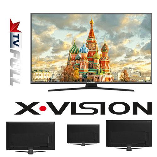 فروش تلویزیون ایکس ویژن 55 اینچ مدل 55xtu615
