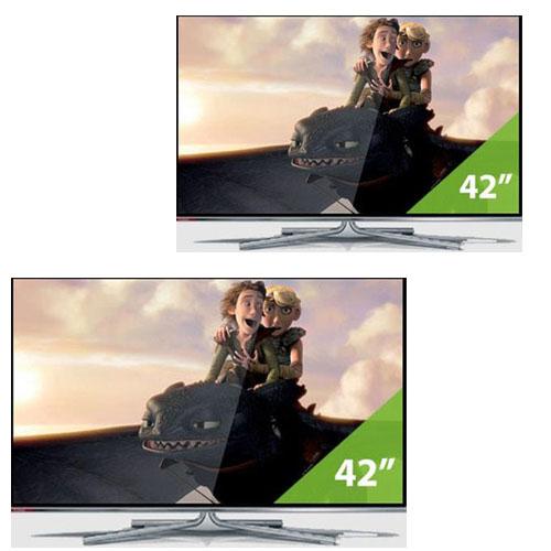 تلویزیون اسنوا ال ای دی 42 اینچ مدل SLD-42S36BLD
