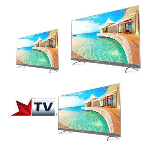 تلویزیون ایکس ویژن 55xtu725
