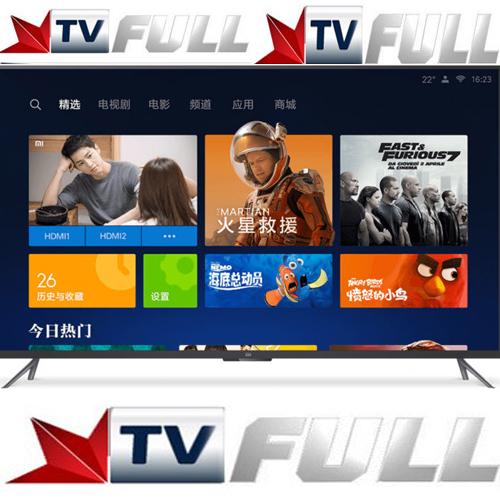 تلویزیون شیائومی 55 اینچ مدل 3S